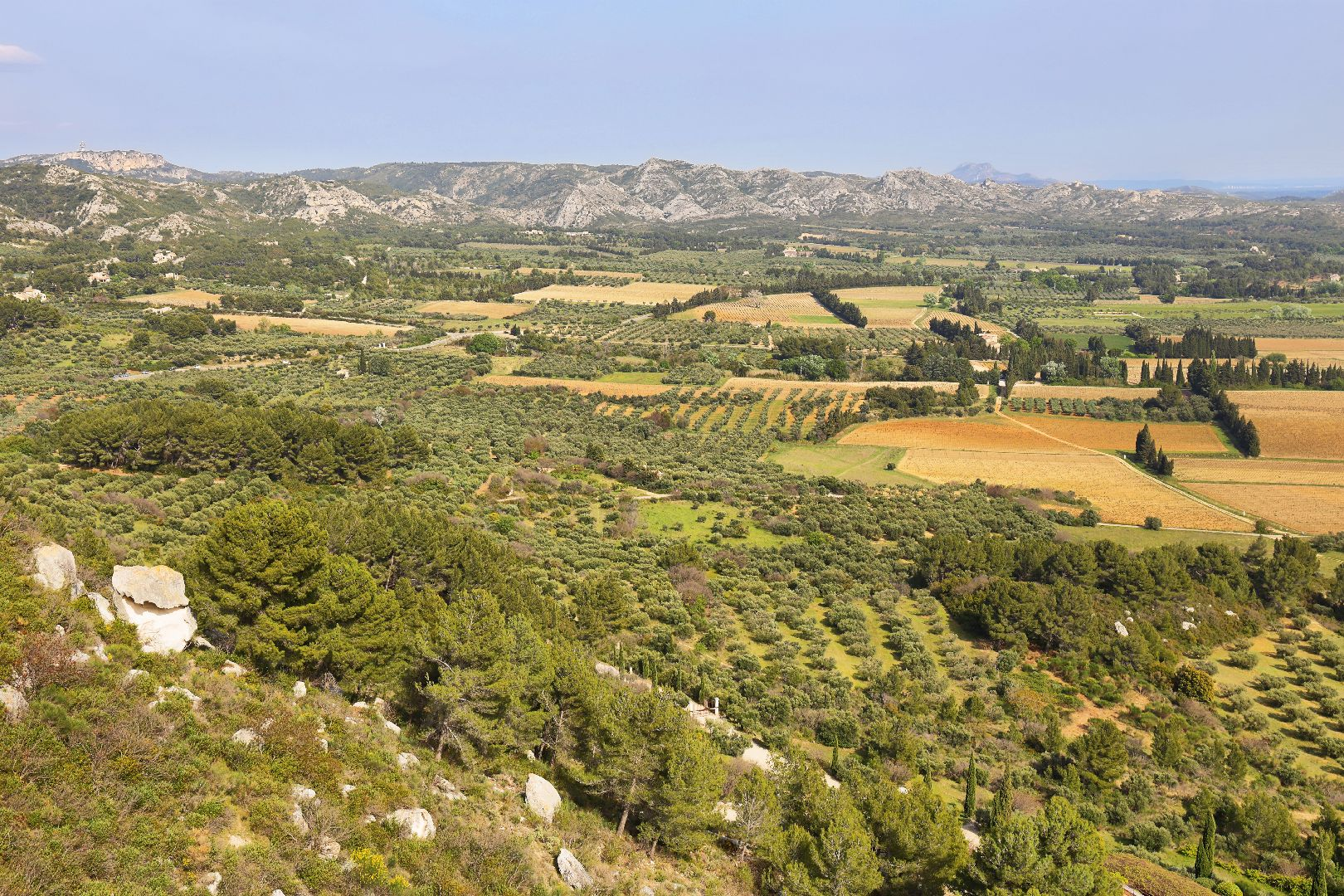 campings alpilles